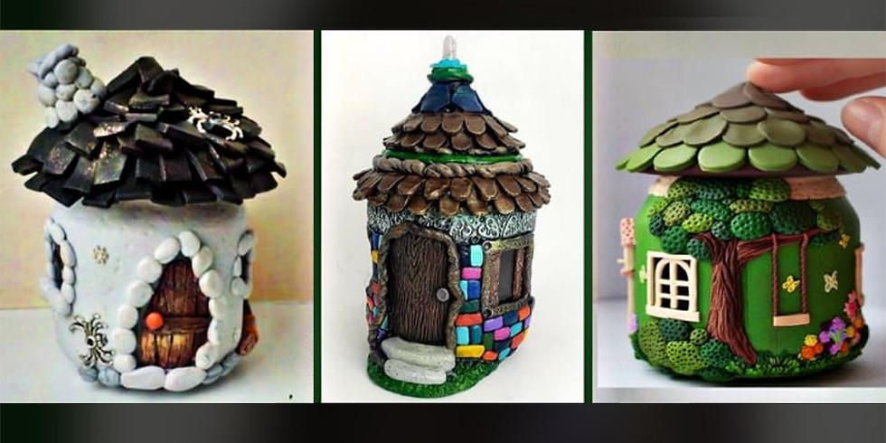 Cozy Clay Cottages IN-STUDIO Workshop