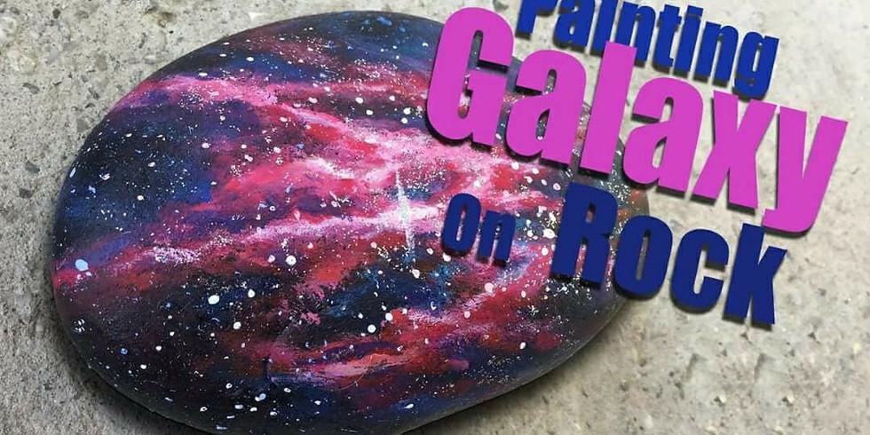 Zodiac Galaxy Stones Workshop