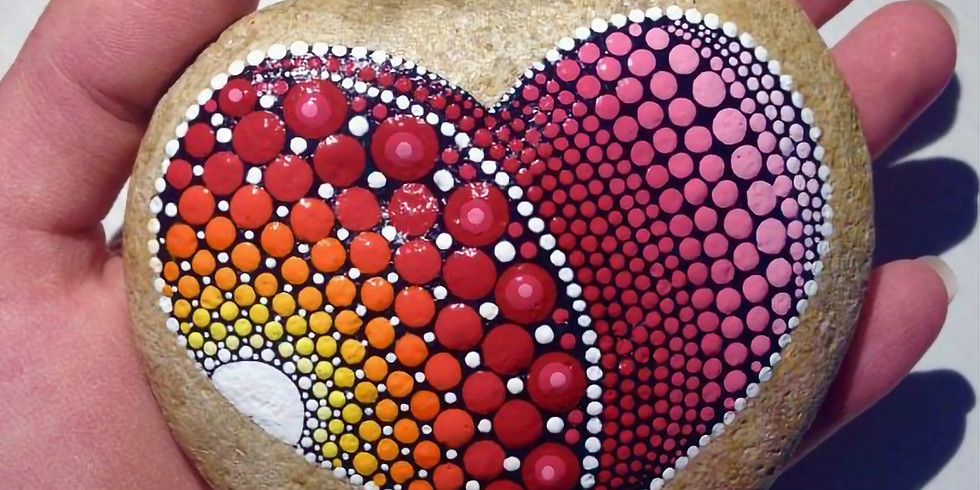 Heart Mandala Stones Workshop (1)