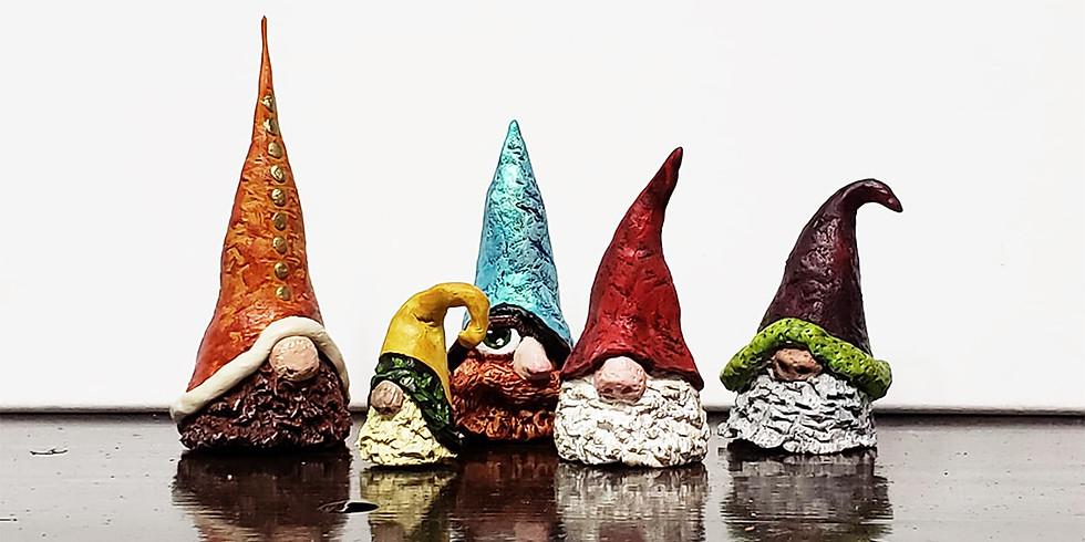 Little Gnomes LIVE ONLINE Workshop