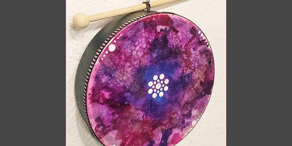 Drum Painting IN-STUDIO Workshop