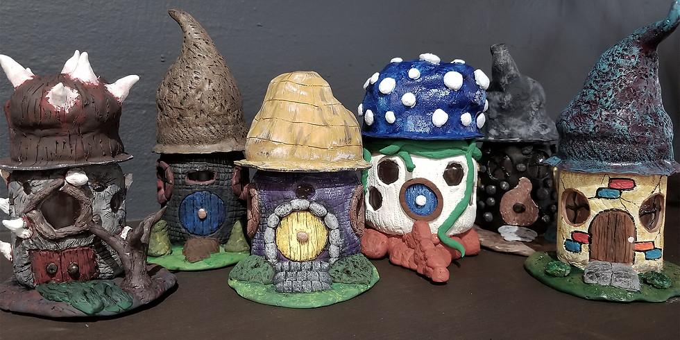 Cozy Clay Cottages Workshop