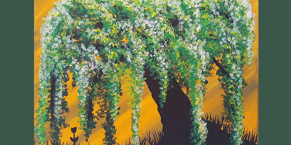 Whimsical Willows LIVE ONLINE Workshop