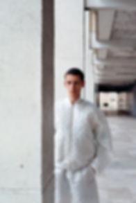 Jeremy Benkemoun Le paradox Cornerstone By Sun Yun Luc Royer