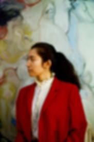 ana karkar jeremy benkemoun peintre painter