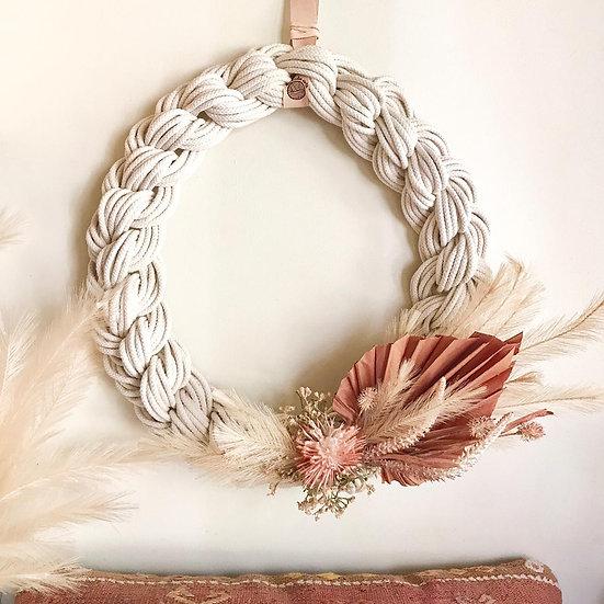 The Boho Wreath