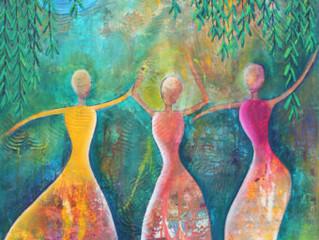 La ronde des déesses. Atelier femmes. Jeudi 27 février 2020. De 19h30 à 22h.