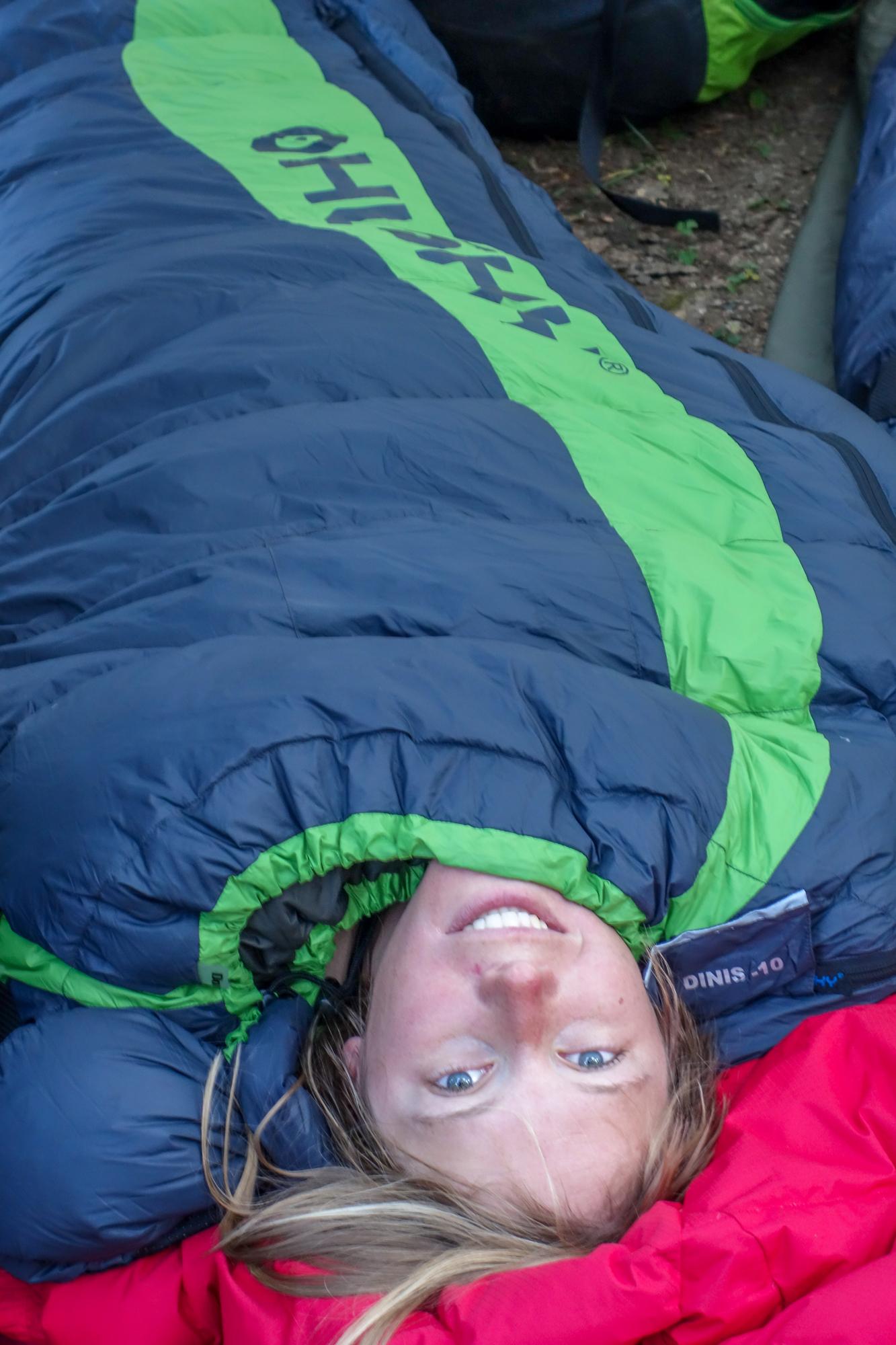 Loraine humeau magnifique bivouac The Himalayan Paragliding Line (1 of 1)