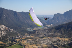 Twisted wing over Francois ragolski spain AirG product