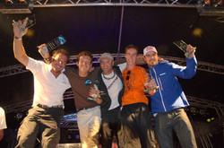 Podium Acrobatixx 2012