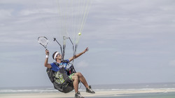 Don't Try This At Home Multisport Pargliding Pyla tennis Francois Ragolski