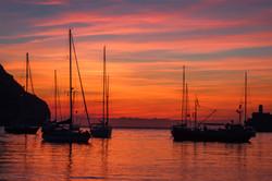 Puerto Soller Sunset