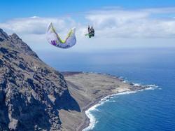 AirG Products ocean El Hierro paraglide Francois Ragolski Picture Ondrej 5