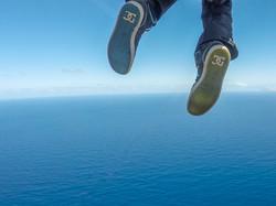 Flying foot Francois Ragolski