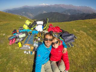 The Himalayan Paragliding Line