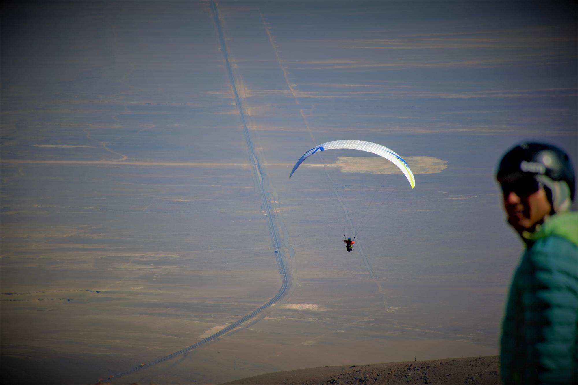Chile Paragliding  Francois ragolski  Skywalk Syride supair-4