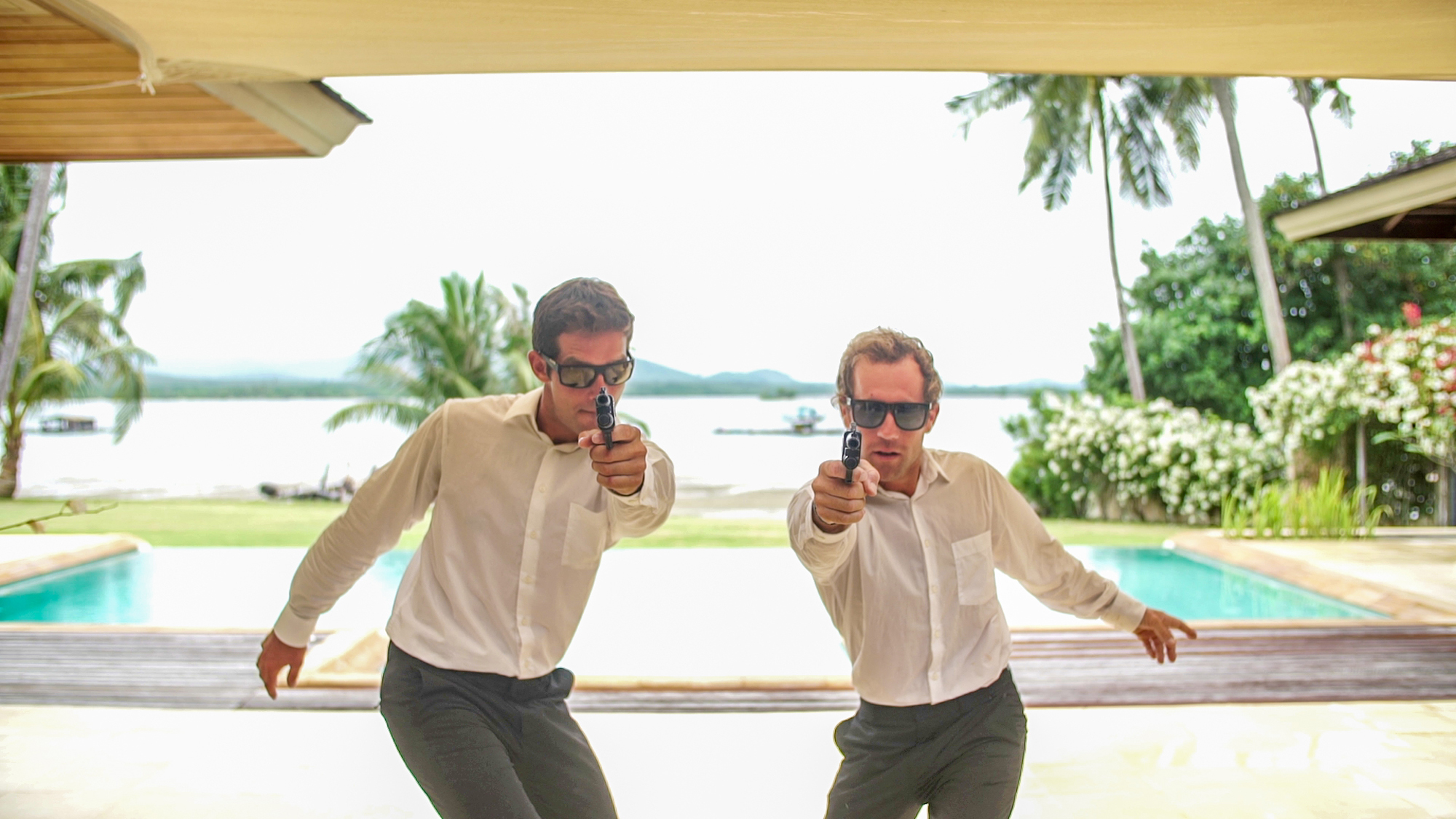 Don't Try This at Home James Bond Martin Schricke & Francois Ragolski