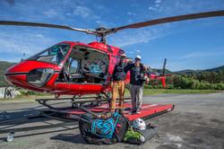 Francois Ragolski Martin schricke helicopter Picture Einar Sakvitn Supair acrobase