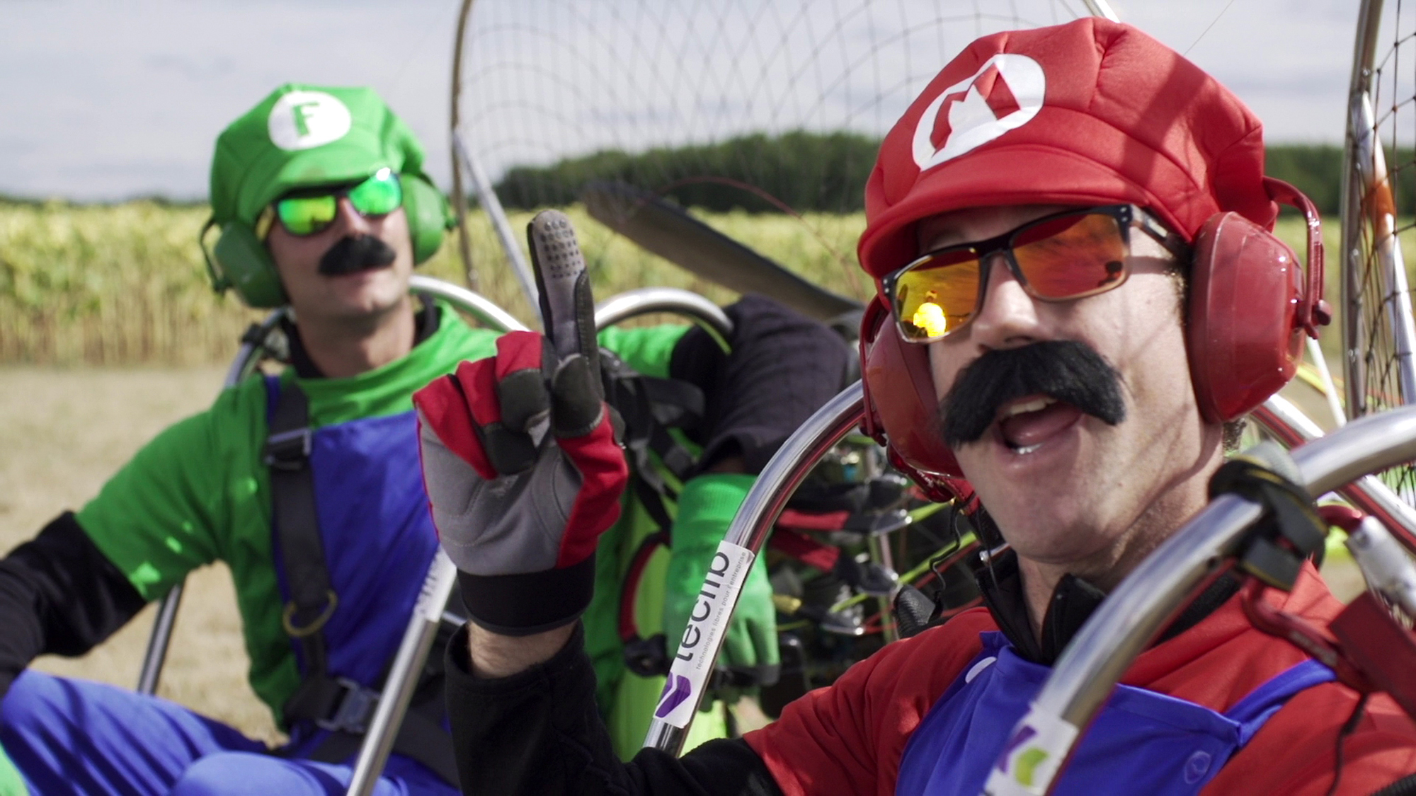 Don't Try This At Home Francois Ragolski Martin Schricke Mario Kart. The best