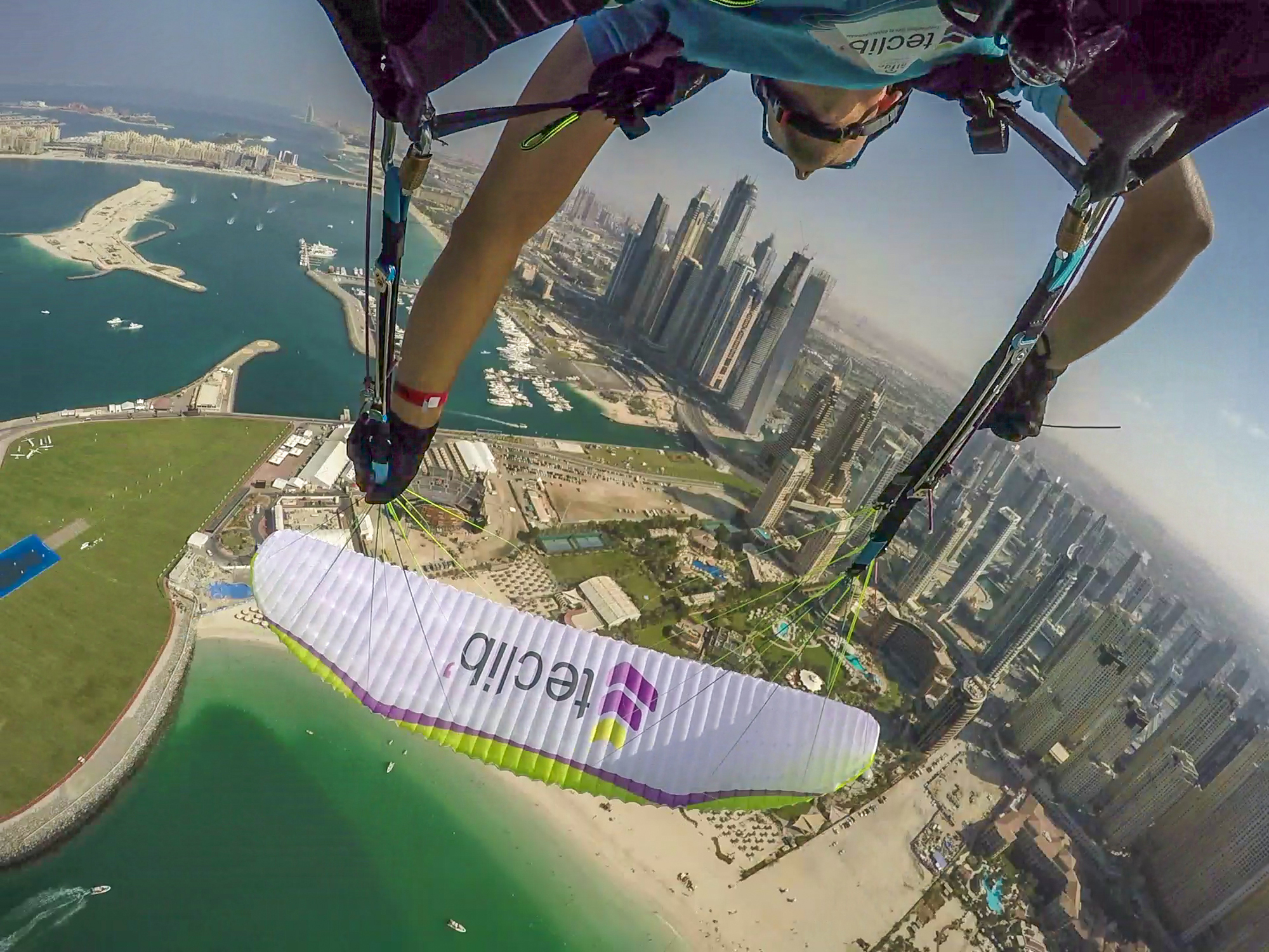 Francois Ragolski Dubai World Air Games 2