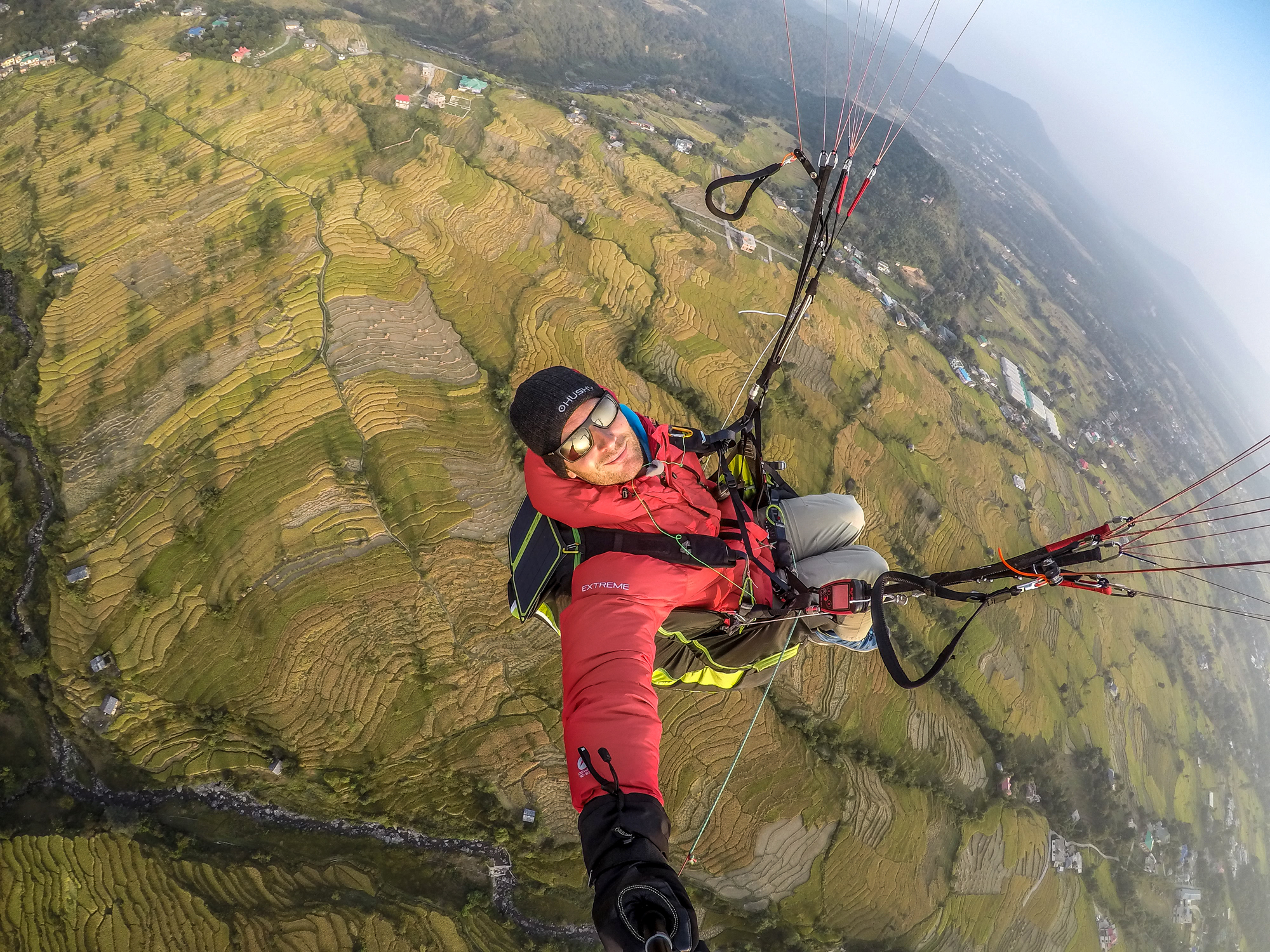 Fly in Bir India Francois Ragolski Husky The Himalayan Paragliding Line (1 of 1)-7