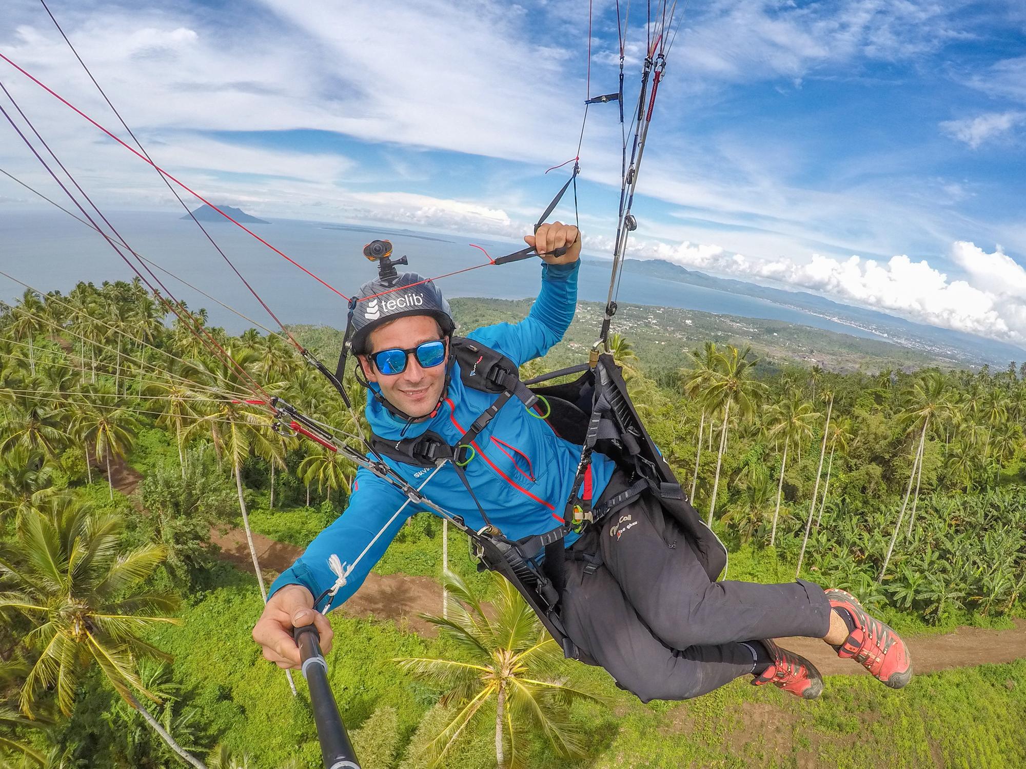 Indonesia Manado Parapente