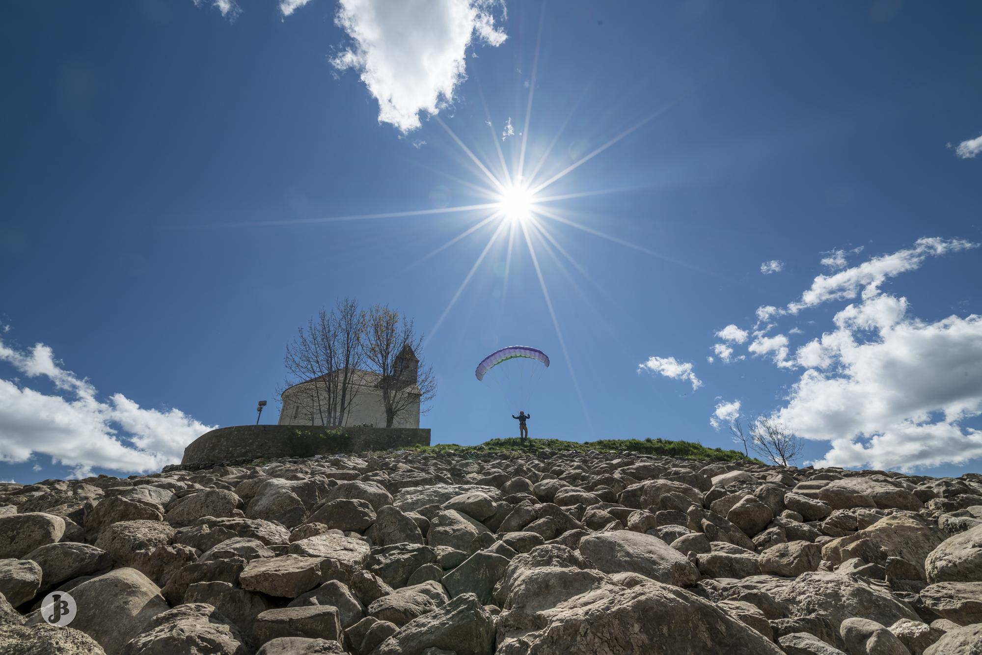 AirG Products Serre poncon parapente paraglide Francois Ragolski photo by Jean batiste Chandelier 4