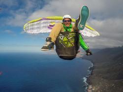 AirG Products ocean El Hierro paraglide Francois Ragolski 5