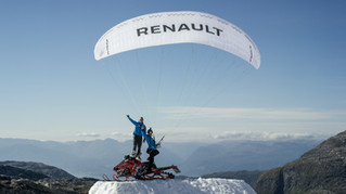 Extremsportweek 2019 – TEAM REANULT #Norway