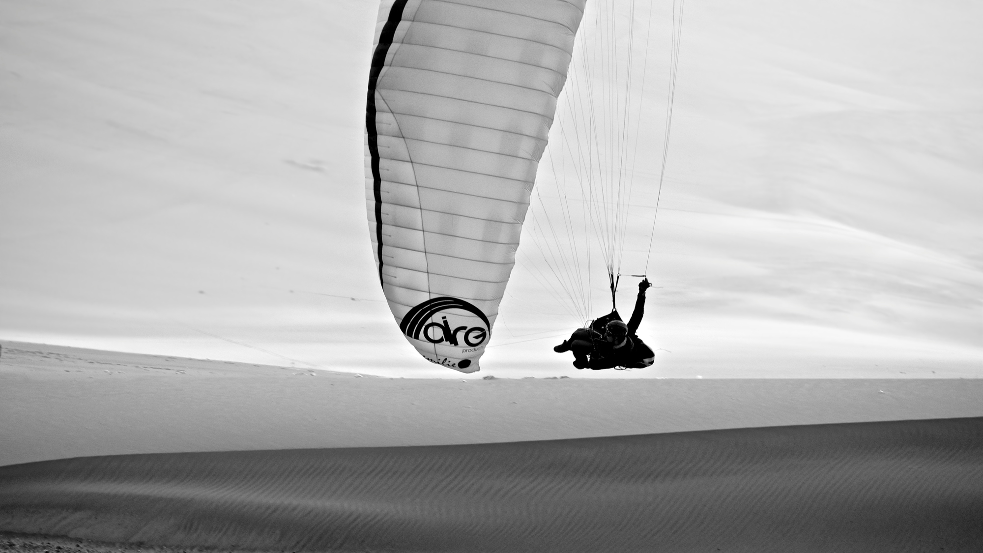 Ivan Purcell Chile paragliding 210