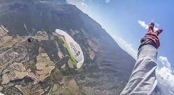 Don't Try This At Home Swing balancoire Pargliding Martin Schricke Francois Ragolski teclib'