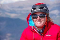 Loraine Humeau Husky The Himalayan Paragliding Line Skywalk