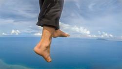 Flying foot Francois Ragolski 2