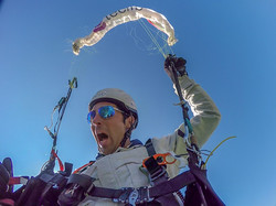 Don't Try This At Home Vaudou paragliding Francois ragolski
