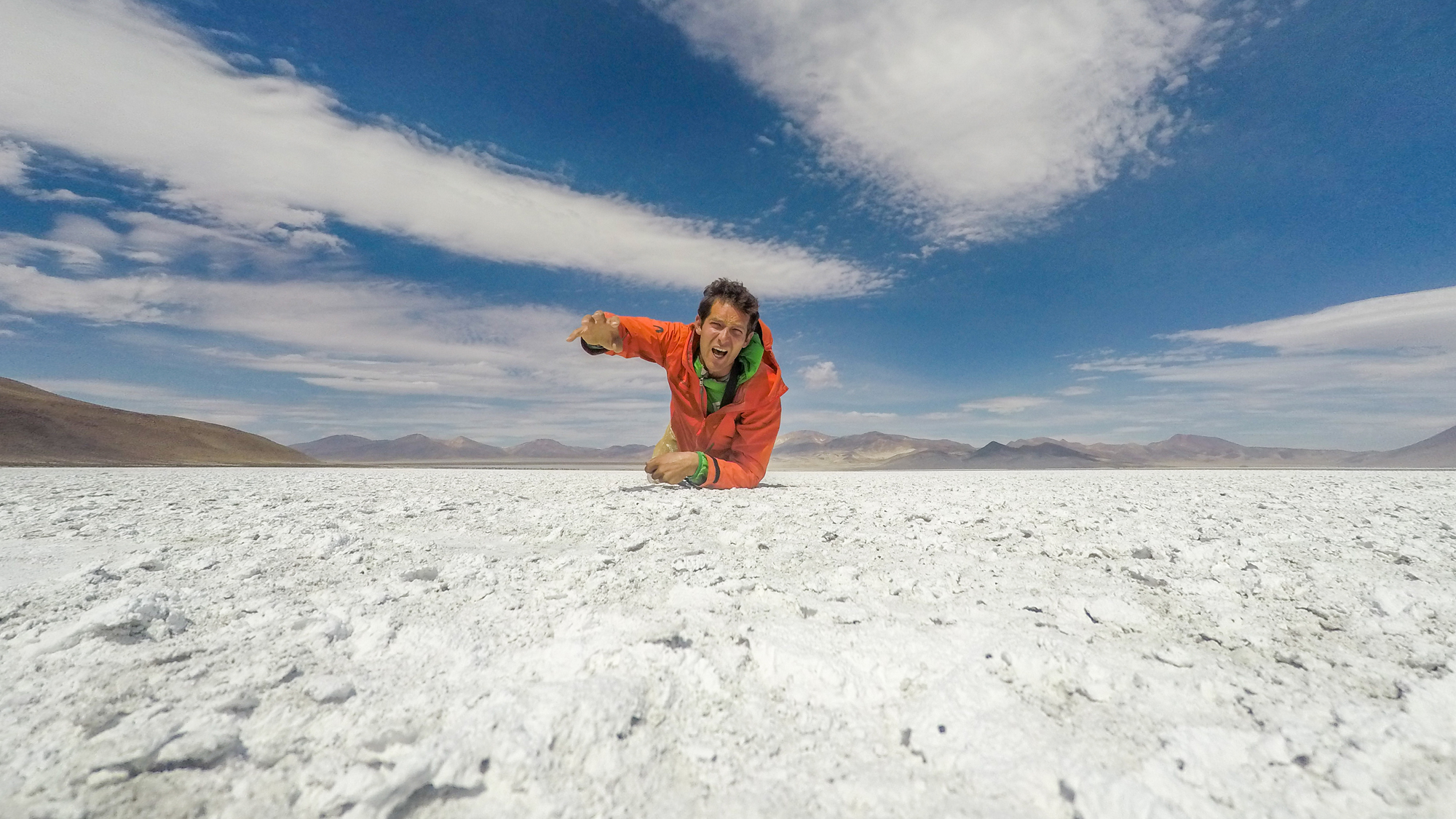 Salar de Huasco Iquique Chile Francois Ragolski lost