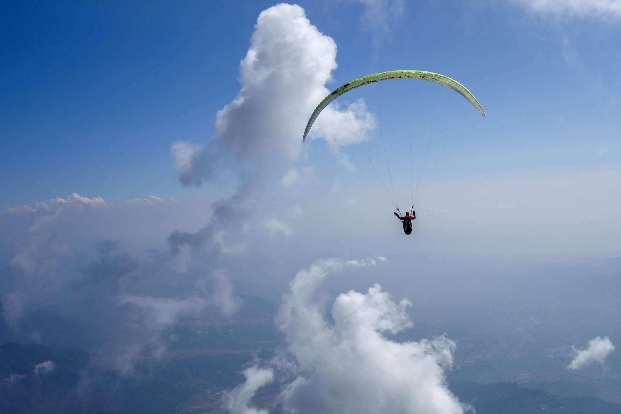 Loraine humeau cloud Bir Biling skywalk and supair altirando The Himalayan Paragliding Line (1 of 1)