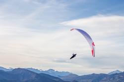 Skywalk Francois Ragolski paraglider X-Alpes 2