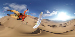 Dune mistique Francois ragolski Theta V Ricoh Skywalk Syride supair
