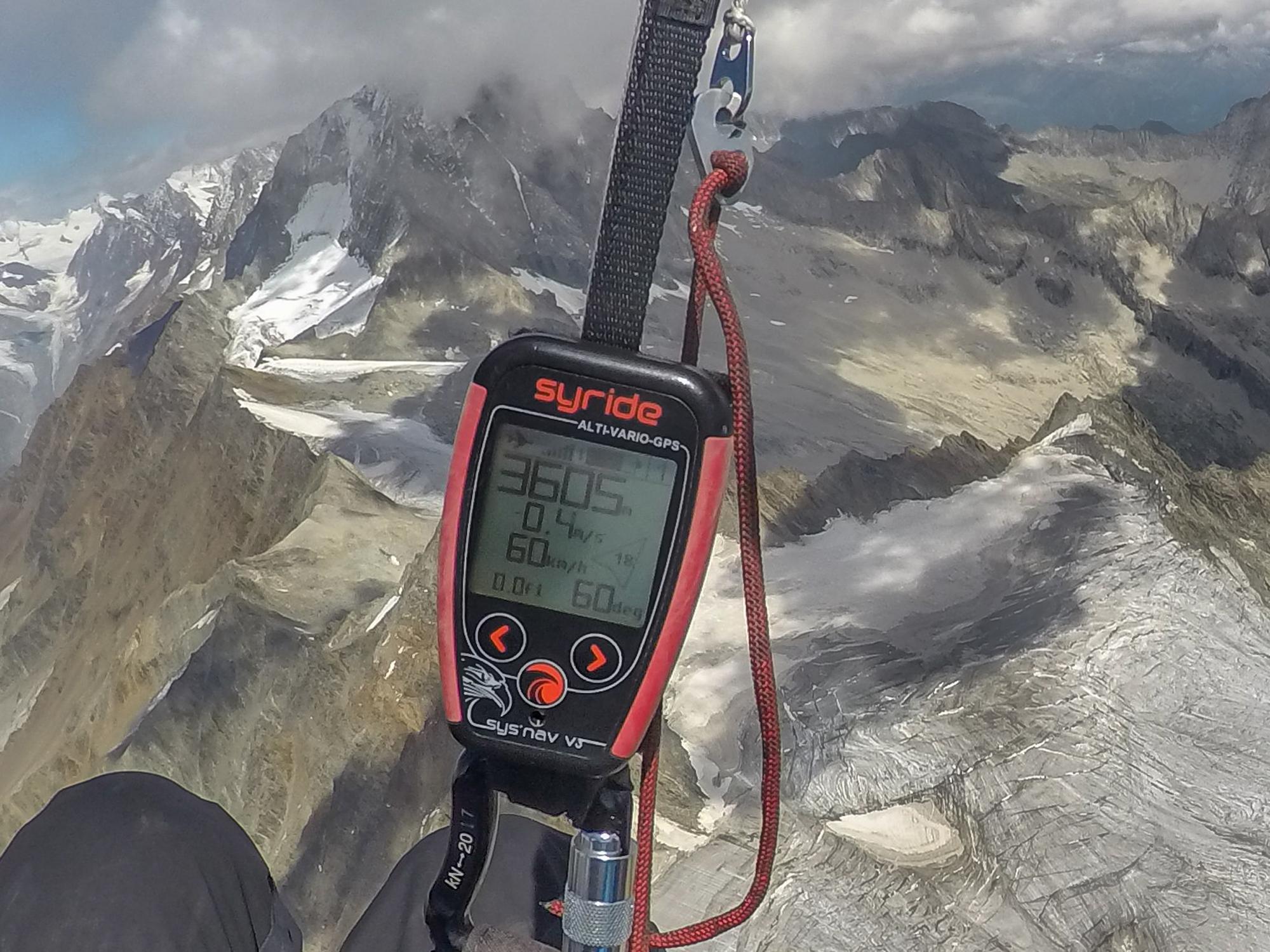Bivouac Fly 2017 Alpes France Italie Suisse Francois Ragolski Syride
