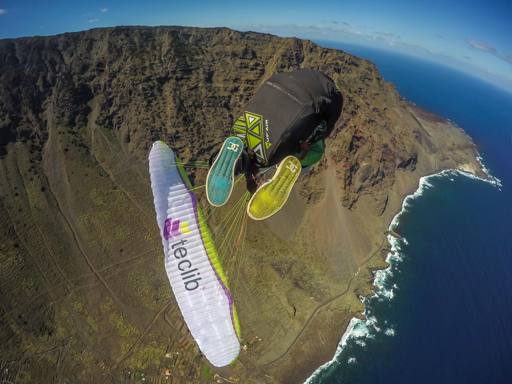 AirG Products ocean El Hierro paraglide Francois Ragolski 3