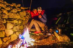 Loraine Humeau adventure stoots frontal husky paragliding Himalaya Skywalk supair-4