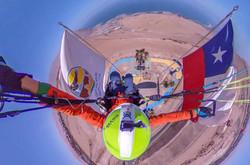 Chile flag Paragliding Alto Hospicio Francois ragolski Theta V Ricoh Skywalk Syride supair