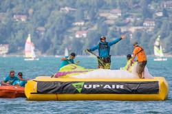Victoire Championnat du monde parapente acrobatique Francois Ragolski