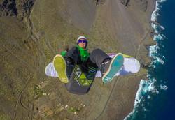 AirG Products ocean El Hierro paraglide Francois Ragolski 6