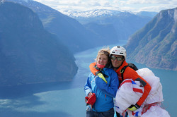 Aurland fjord Norway Ekstremsportveko Francois Ragolski