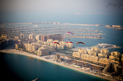 WTB-6190 Skyhub paramotors Palm Dubai marina Francois ragolski Martin schricke