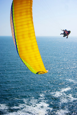 Ivan Purcell Chile paragliding 223