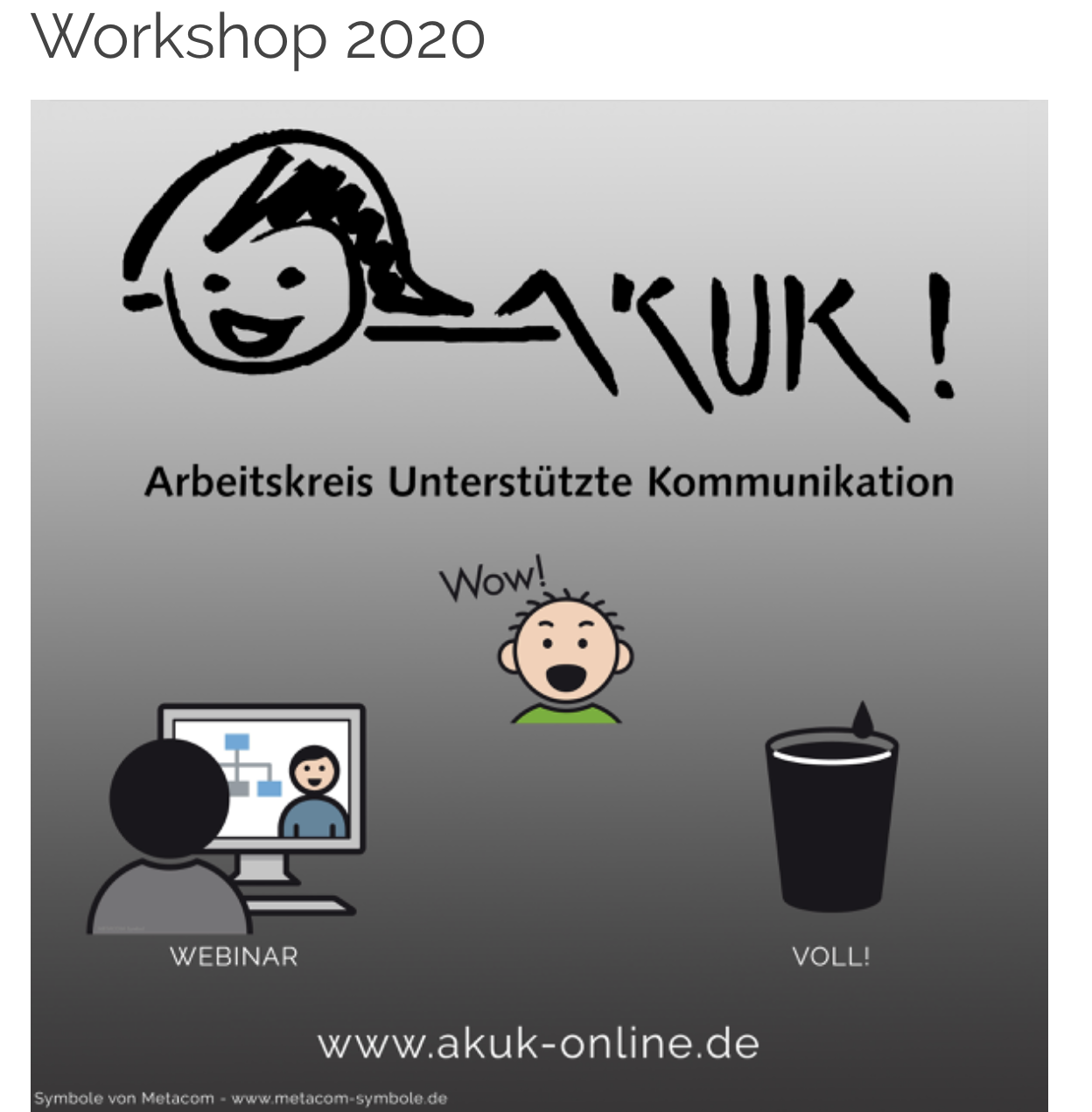 UK-Workshop 2020