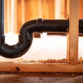 Ever wonder what a plumbing trap is for?