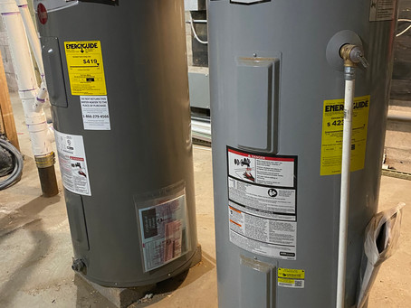The Cold Facts About Hot Water Tanks
